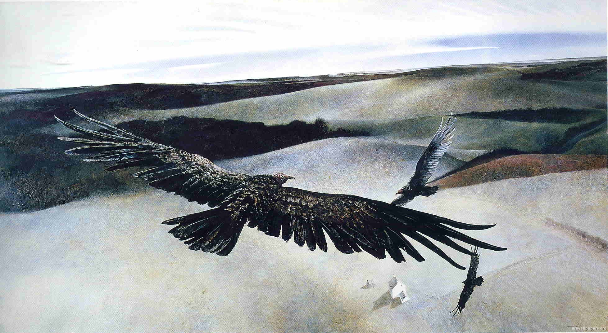 Rest in peace andrew wyeth the schleicher spin andrew wyeths soaring jeuxipadfo Gallery