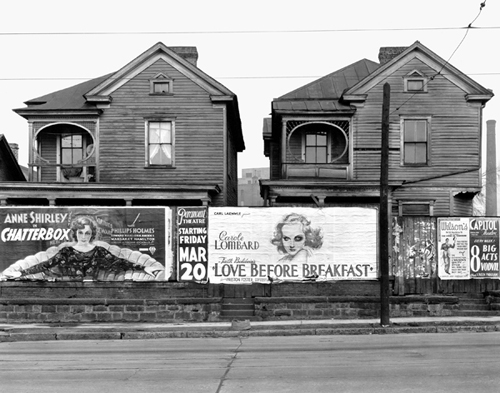 Walker Evans Billboards in Atlanta