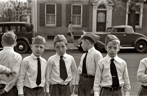 Walker Evans Sons of American Legion