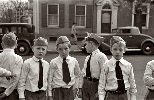 Walker Evans Sons of American Legion