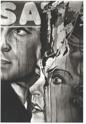 Walker Evans Torn Movie Poster