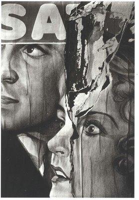 Walker Evans Torn Movie Poster