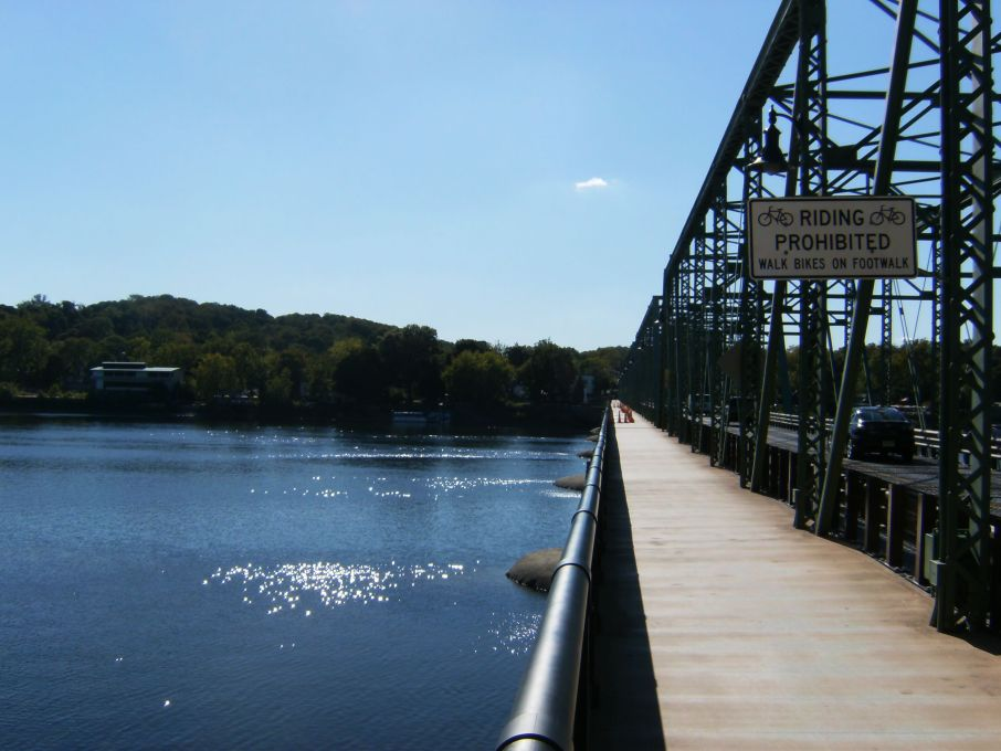 Lambertville - New Hope Bridge 4