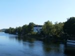 A View from the Lambertville - New Hope Bridge