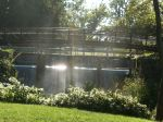 Lambertville Waterfall