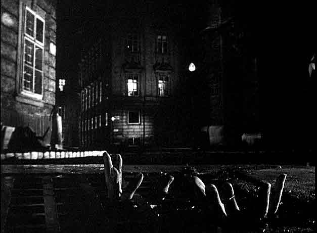 an analysis of the movie the third man Has there ever been a film where the music more perfectly suited the action than  in carol reed's the third man the score was performed.