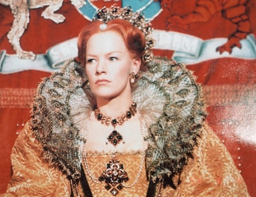 Elizabeth r you free for dinner the schleicher spin for Mary queen of scots replica jewelry