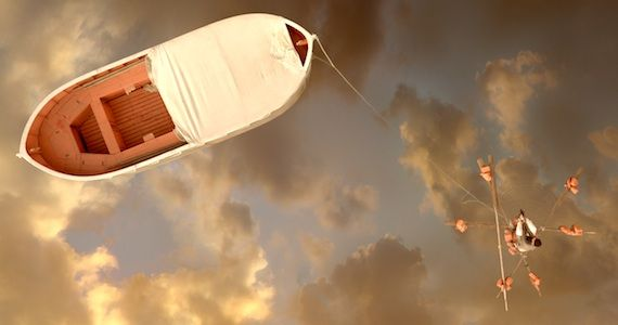 Stunning visuals make a trip to the theater worthwhile in Life of Pi.