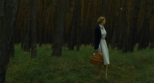 "Director Christian Petzold has Nina Hoss go ""into the woods"" in BARBARA."