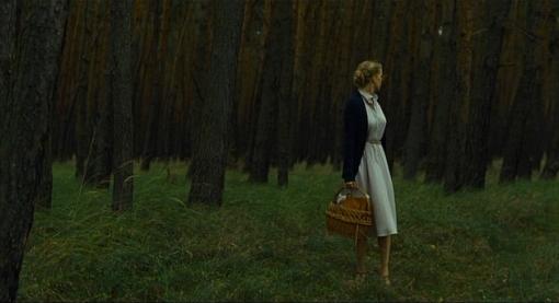 "Director Christian Petzold has Nina Hoss go ""into the woods"" in BARBARA."