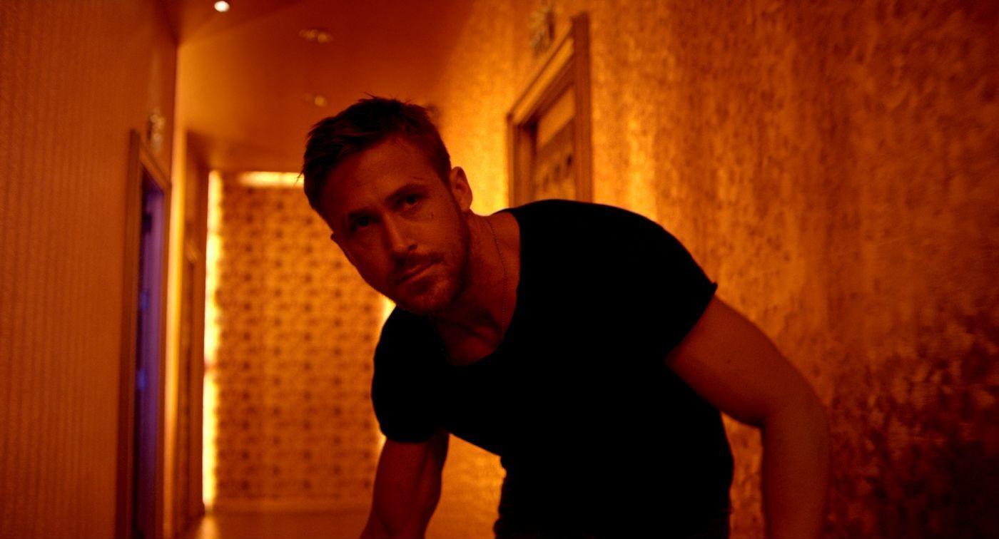 Moody lighting red hallways and religious symbolism run amuck in only god forgives ryan gosling buycottarizona