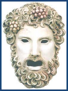 Actor - Greek Mask