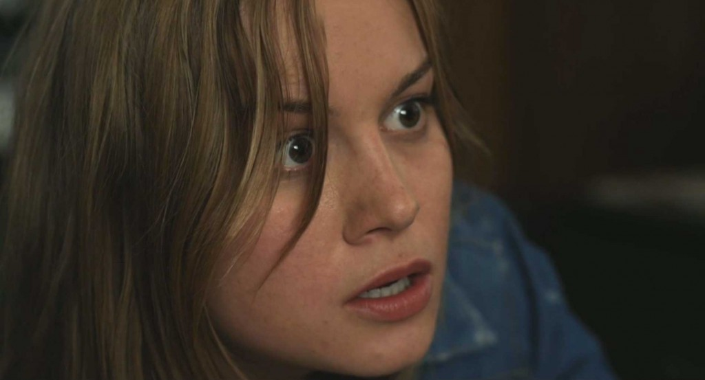 Brie Larson The Schleicher Spin