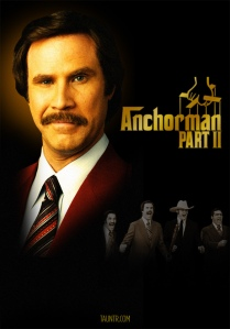 Anchorman 2 - Joke Poster