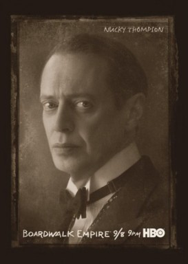 Boardwalk Empire - Season 4 Teaser Poster Nucky