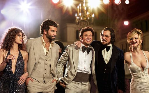 American Hustle - Cast