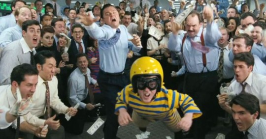 The Wolf of Wall Street - Midget Toss