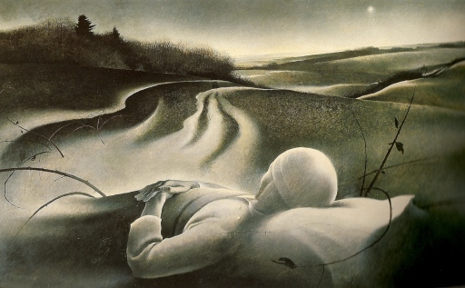 Andrew Wyeth's Christmas Morning