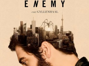 Enemy Spider over Toronto Skyline Poster