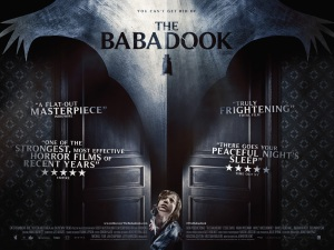 Babadook Poster 1