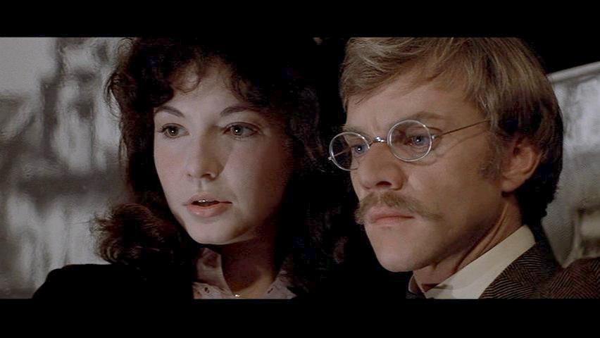 Image result for mary steenburgen and malcolm mcdowell in time after time