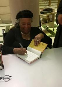 Toni Morrison Signing 04-29-2015