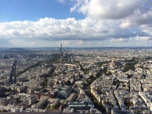 Paris Montparnasse Tower View 02