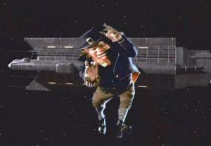 LEPRECHAUN-IN-SPACE