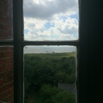 View atop Currituck Lighthouse 01