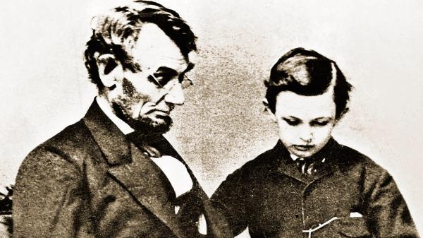 Lincoln in the Bardo - Abe and William